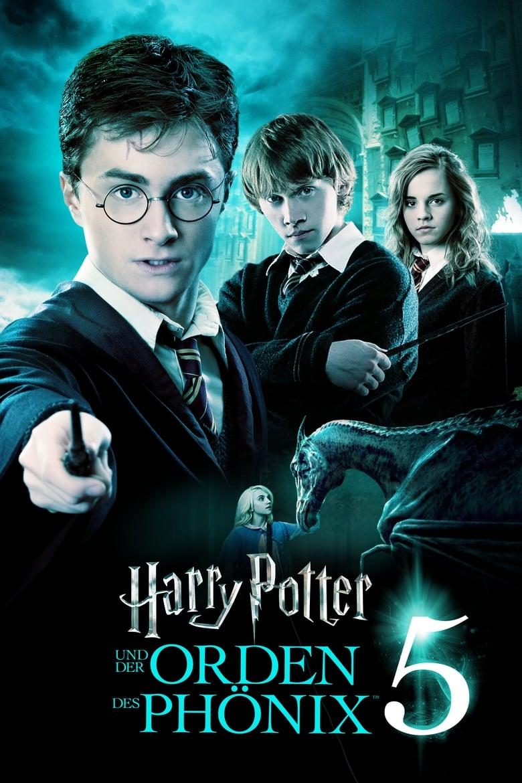 Harry Potter und der Orden des Phönix - Abenteuer / 2007 / ab 12 Jahre
