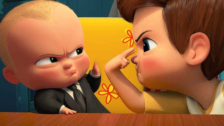 Ver Trailer Pelicula El bebé jefazo online