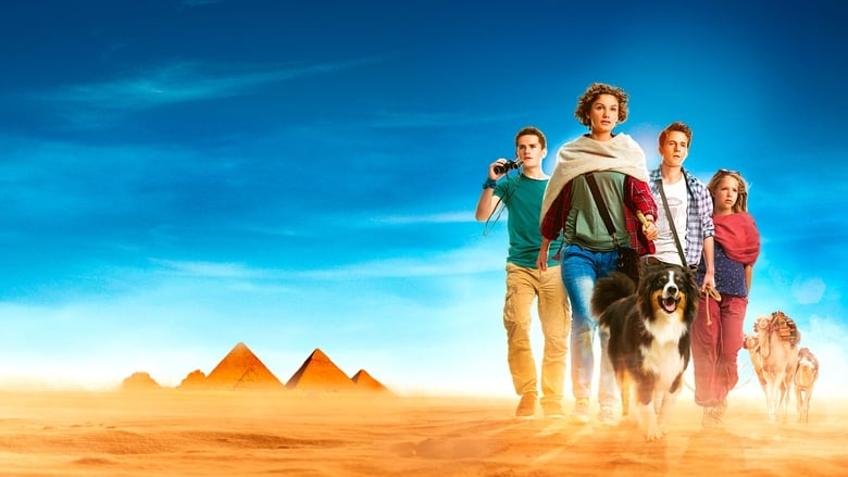 I+fantastici+cinque%3A+Gli+amuleti+del+faraone