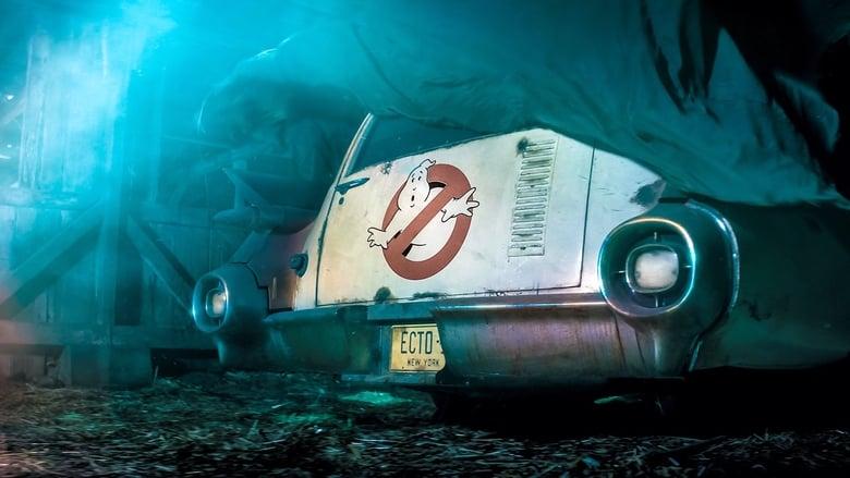 кадр из фильма Охотники за привидениями: Наследники