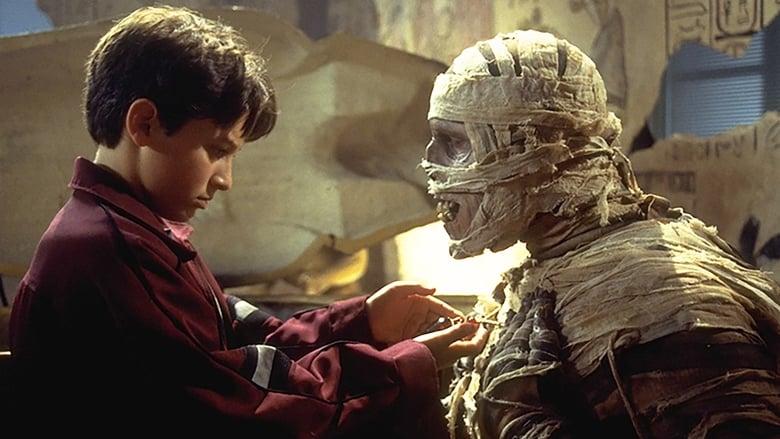 Una+mummia+per+amico