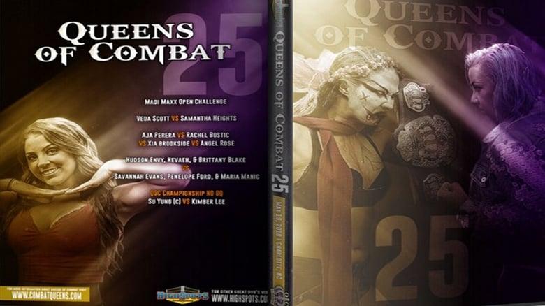 Watch Queens Of Combat QOC 25 Full Movie Online Free HD