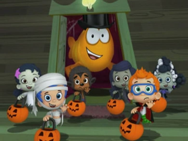 Bubble Guppies Season 1 Episode 20 | Haunted House Party! | Watch on