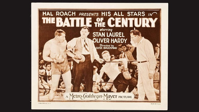Watch The Battle of the Century Putlocker Movies