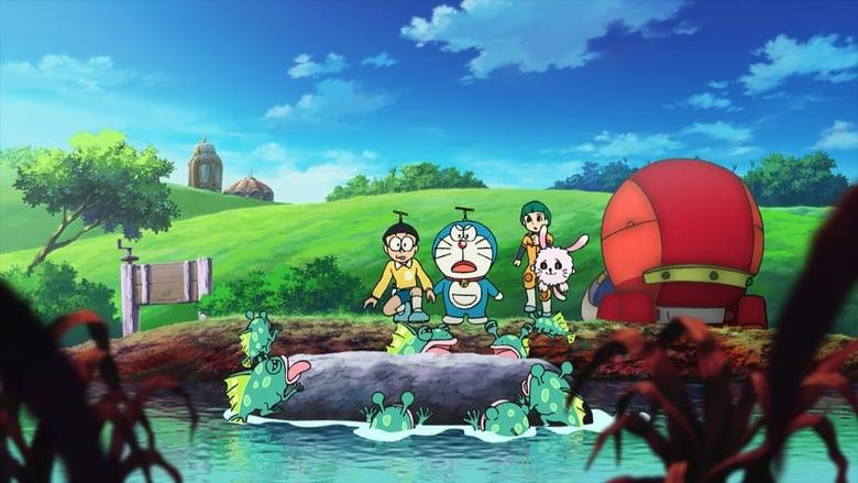 Doraemon%3A+Shin+Nobita+no+uch%C5%AB+kaitaku-shi