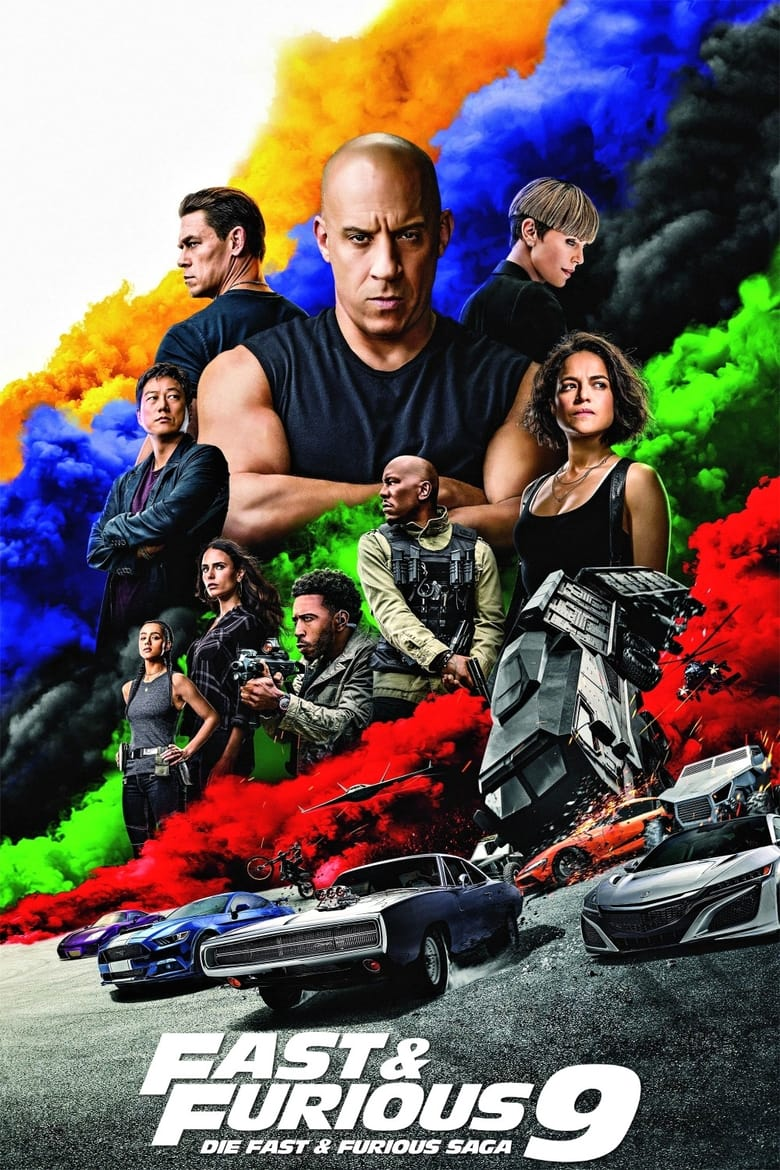 Fast & Furious 9 - Action / 2021 / ab 12 Jahre