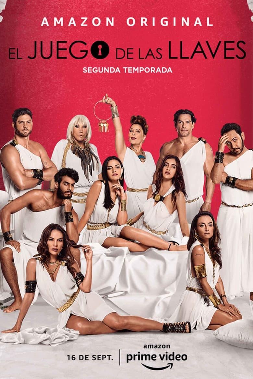 Poster for Serial El Juego de las Llaves