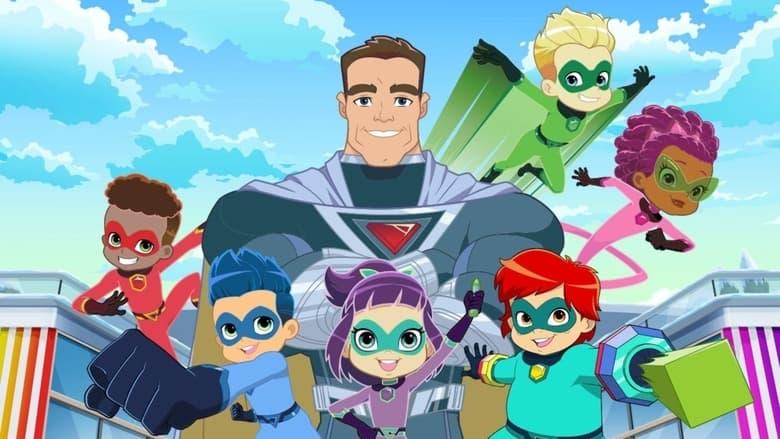 مسلسل Superhero Kindergarten 2021 مترجم اونلاين