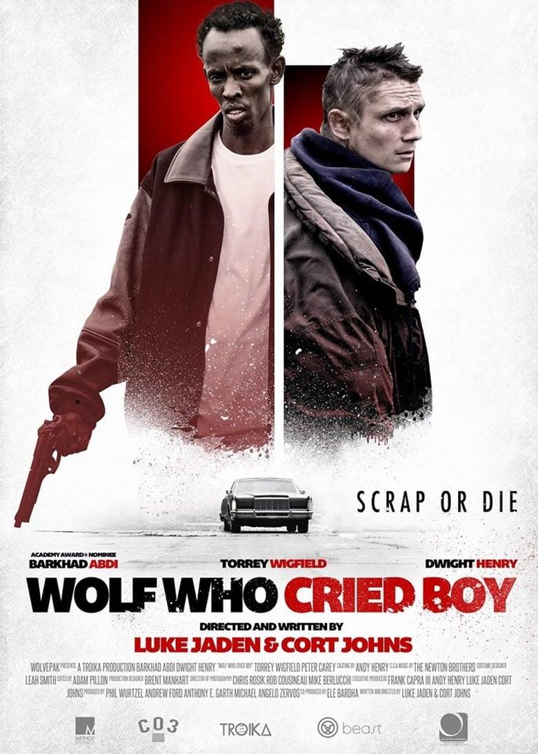 Εξώφυλλο του Wolf Who Cried Boy