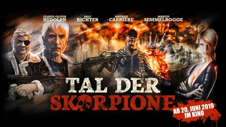 Film Tal der Skorpione Jó Minőségű Hd 1080p