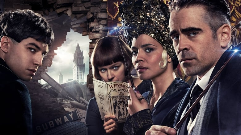 Watch Fantastic Beasts and Where to Find Them free