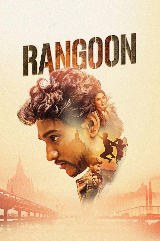 Rangoon - poster