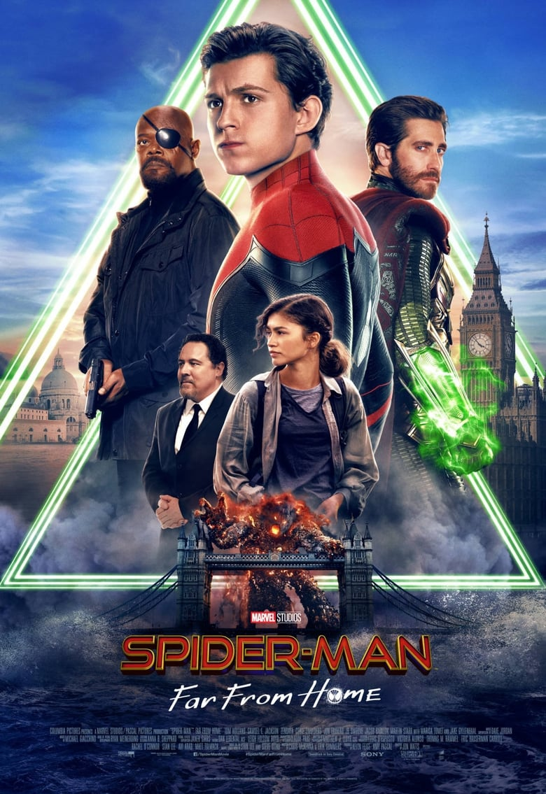 Spider-Man: Far From Home - Action / 2019 / ab 12 Jahre