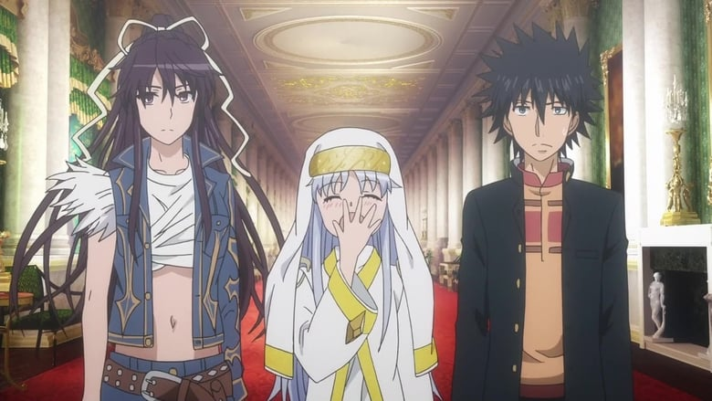 A Certain Magical Index Season 3 Episode 11 | British Labyrinth