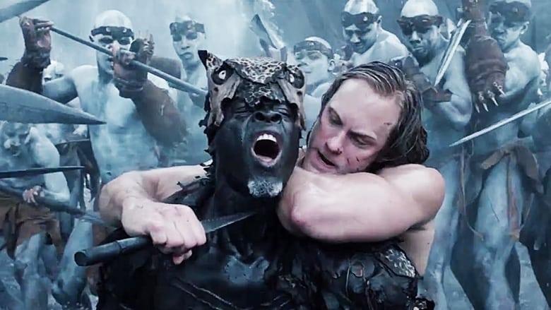 Tarzanas: džiunglių legenda / The Legend of Tarzan (2016)