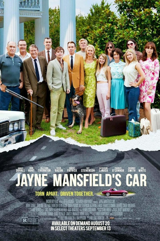 Jayne Mansfield's Car (2013)