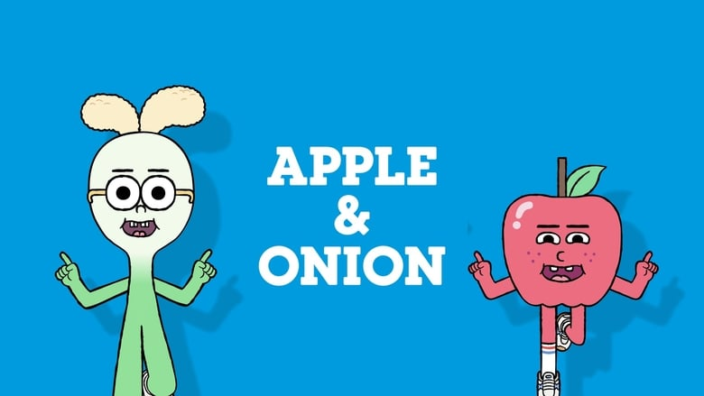 Apple & Onion banner backdrop