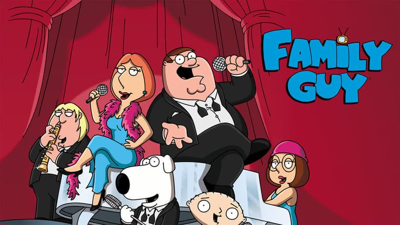 Family Guy Season 12 Episode 18 : Baby Got Black