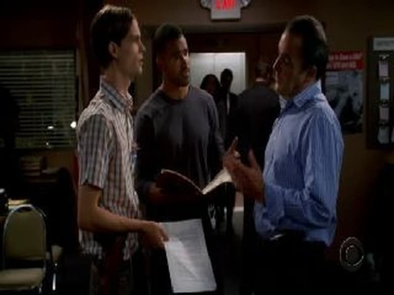 Criminal Minds Season 1 Episode 4