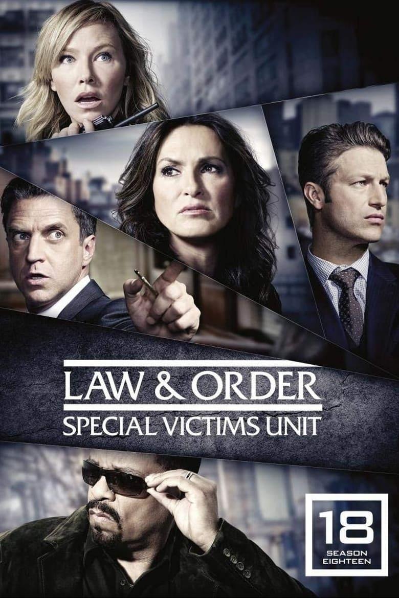 Law & Order: Special Victims Unit Season 18