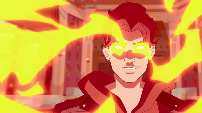 Marvel Rising: Jugar Con Fuego (2019)
