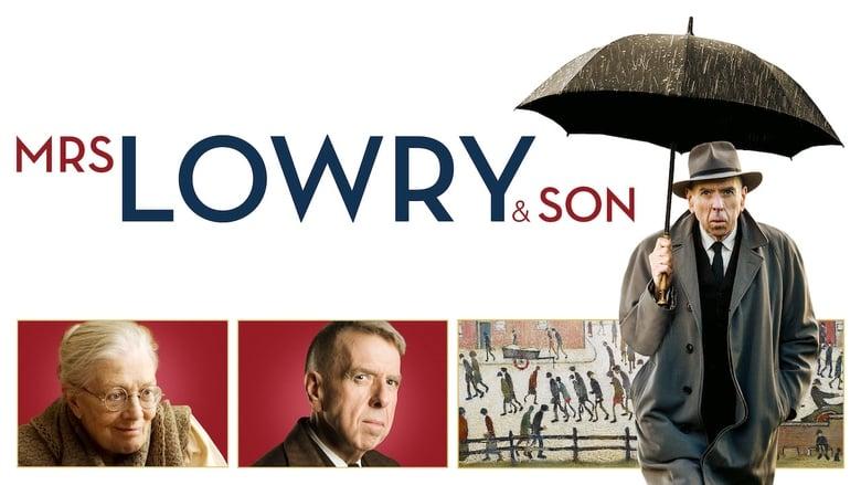 Pani Lowry i syn