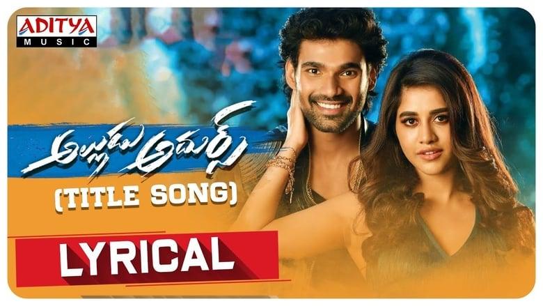 Alludu Adhurs (2021) Telugu HD Movie