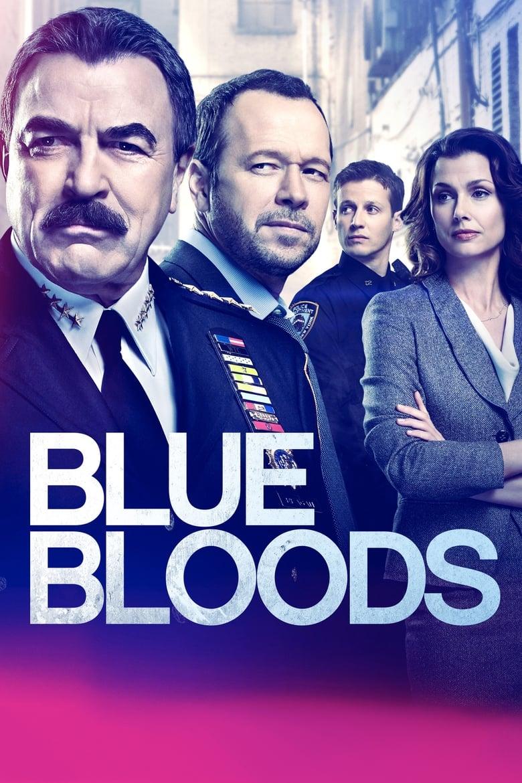 Εξώφυλλο του Blue Bloods