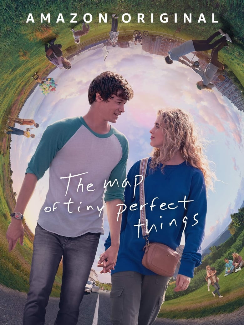 فيلم The Map of Tiny Perfect Things 2021 مترجم