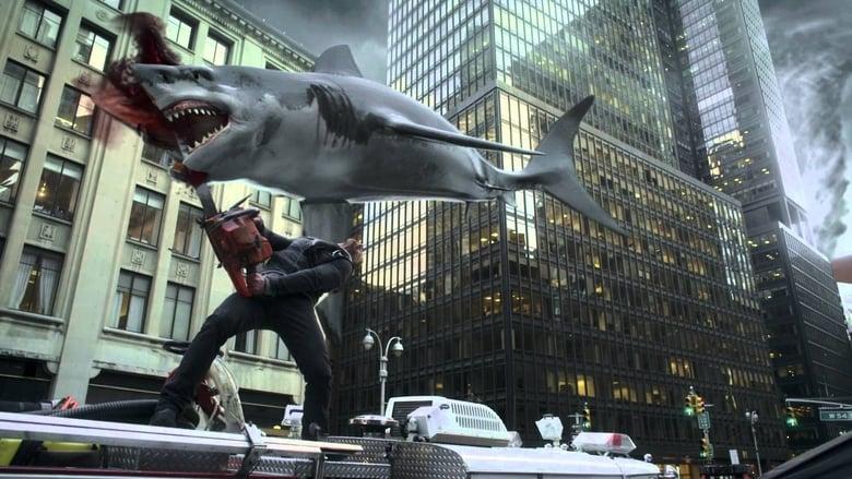 Sharknado: Feeding Frenzy banner backdrop