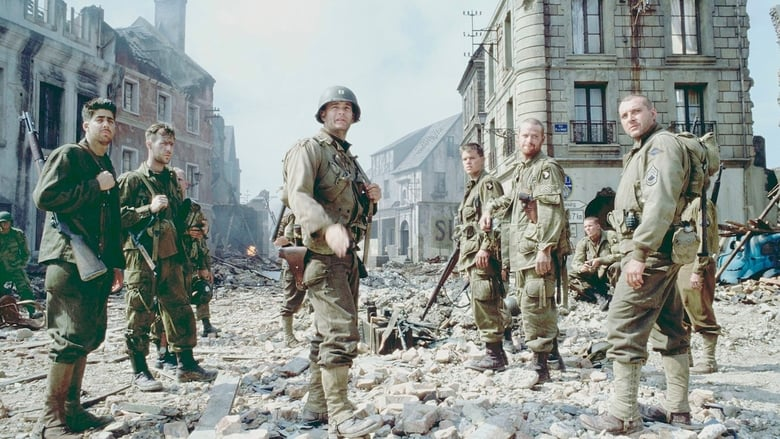 Imagem do Filme O Resgate do Soldado Ryan