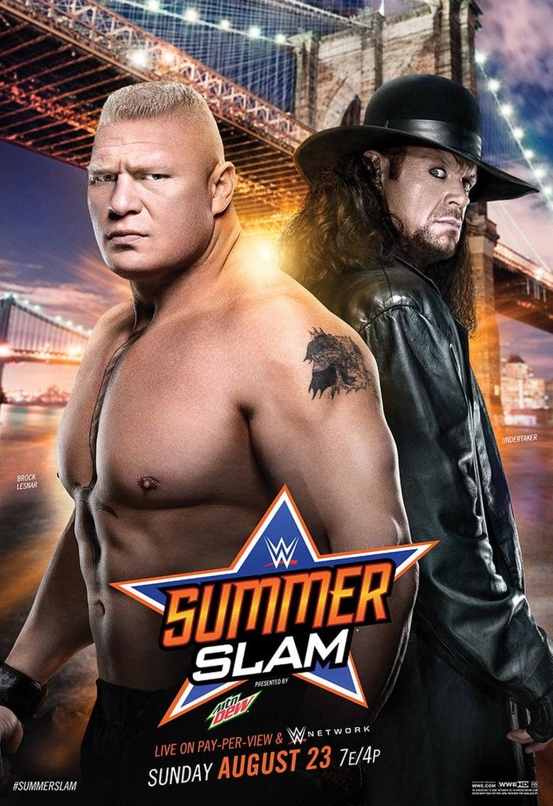 Pelicula WWE SummerSlam (2015) Online imagen