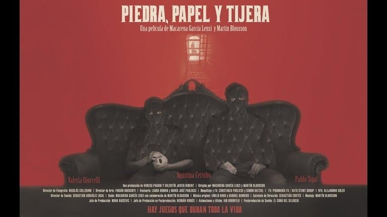 Piedra, papel y tijera (2019)