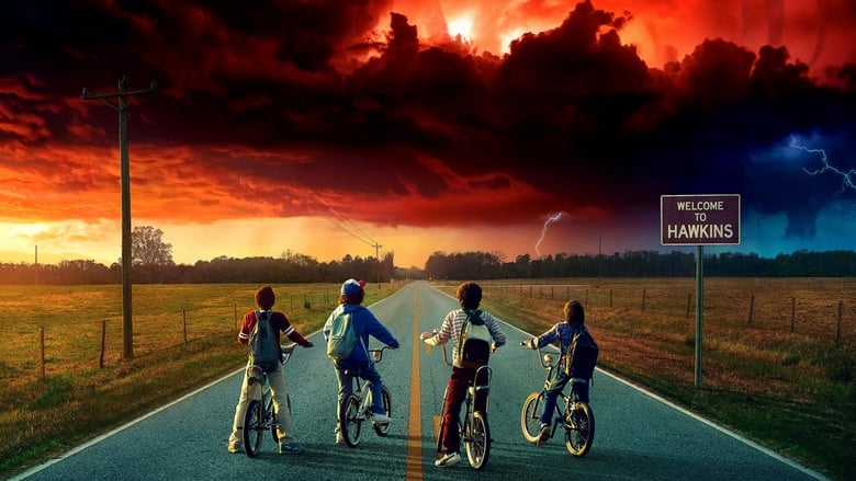 مسلسل Stranger Things