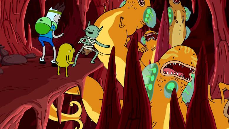 Nuotykių metas / Adventure Time with Jake and Finn (2010) 2 Sezonas