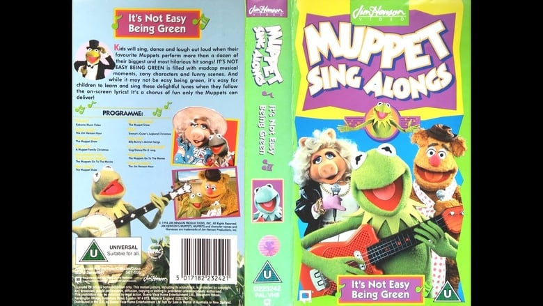 Film Muppet Sing Alongs: It's Not Easy Being Green Complètement Gratuit