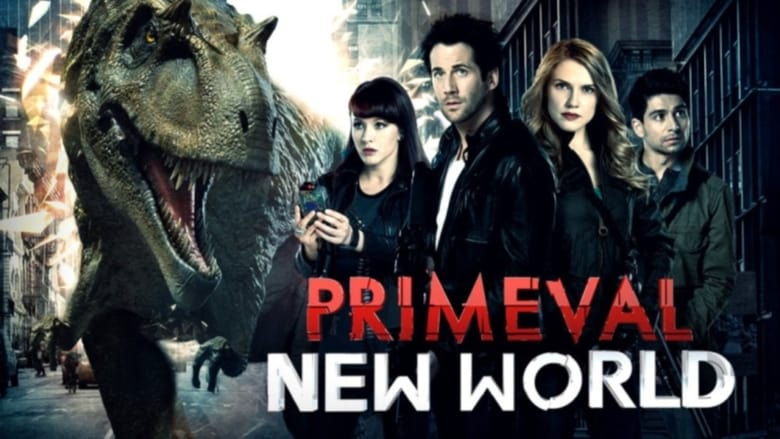 Primeval%3A+New+World