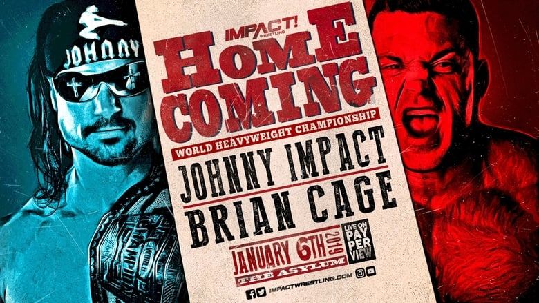 Watch iMPACT Wrestling: Homecoming 1337 X movies