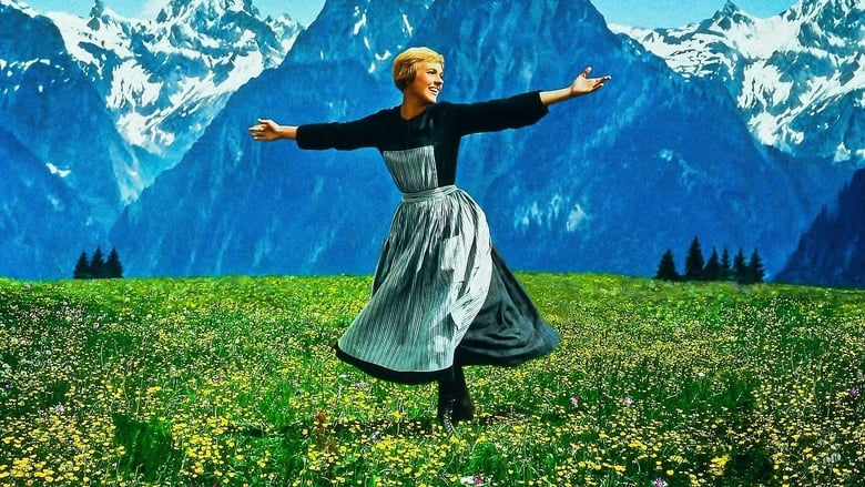 The Sound of Music banner backdrop