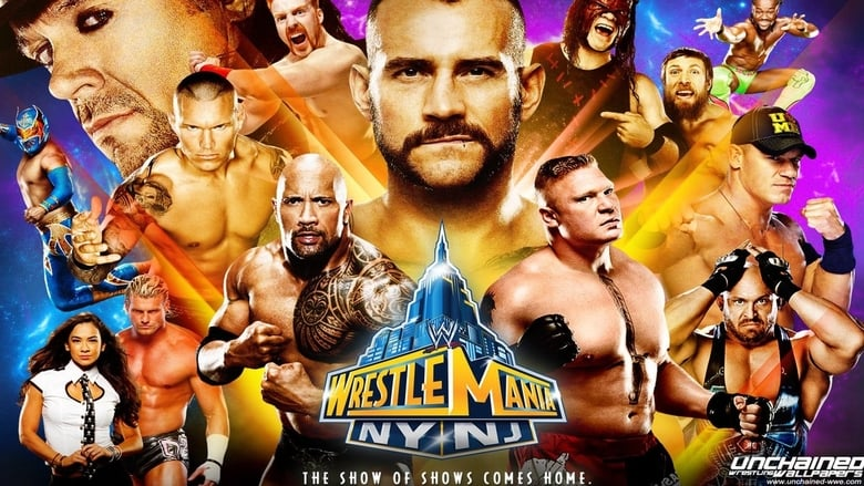 Watch WWE WrestleMania 29 Putlocker Movies