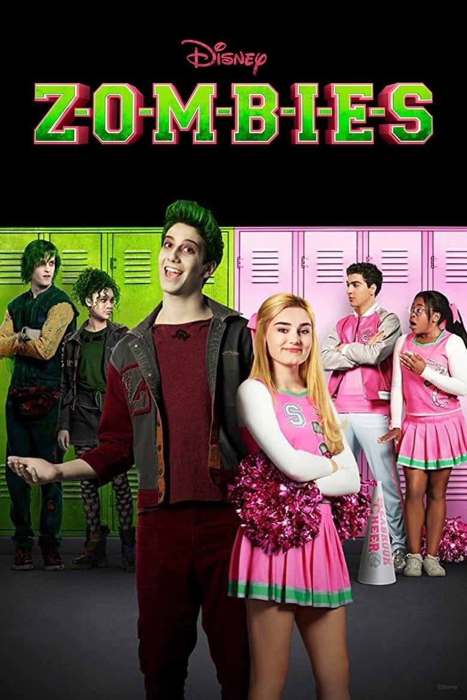 Zombies (2018) Disney