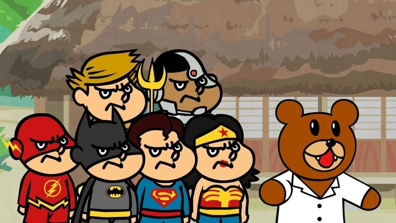 Film DCスーパーヒーローズvs鷹の爪団 Complètement Gratuit