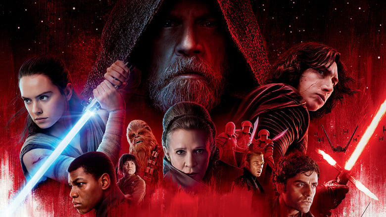 Star Wars: The Last Jedi (2017) Dual Audio [Hindi + English] | x264 | x265 10bit HEVC Bluray | 4K | 1080p | 720p