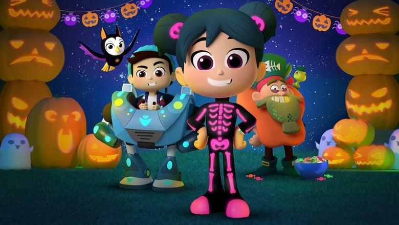 فيلم StarBeam: Halloween Hero 2020 مترجم اونلاين