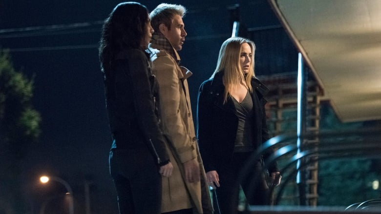 Legends of Tomorrow: 4×12