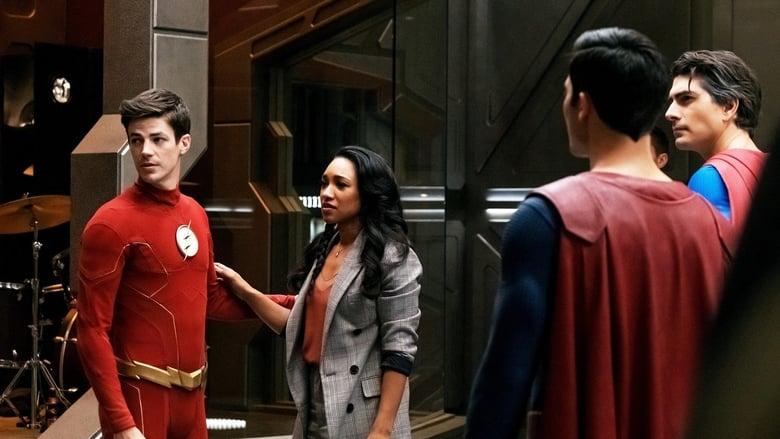 مسلسل The Flash الموسم السادس الحلقة 9 مترجمة