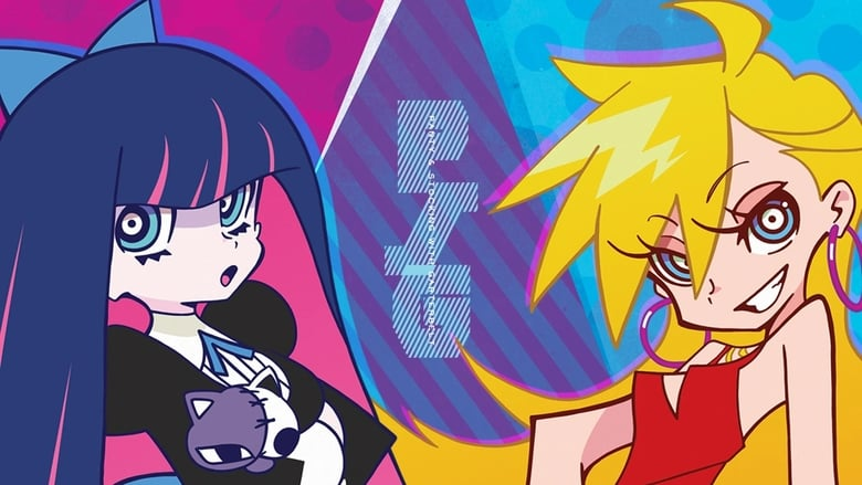 Panty & Stocking with Garterbelt Sub Español Online