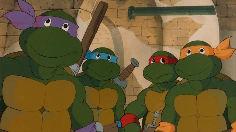 Teenage Mutant Ninja Turtles: The Epic Begins 1988