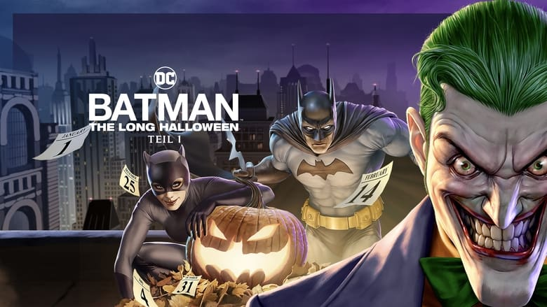Batman: The Long Halloween - Teil 1 (2021)