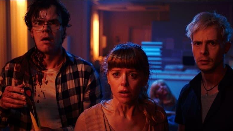 Clínica de Zombies (2019) DVDRIP LATINO